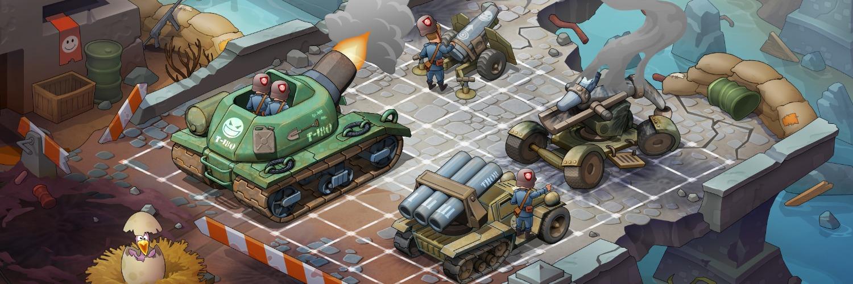 Artillery Strike