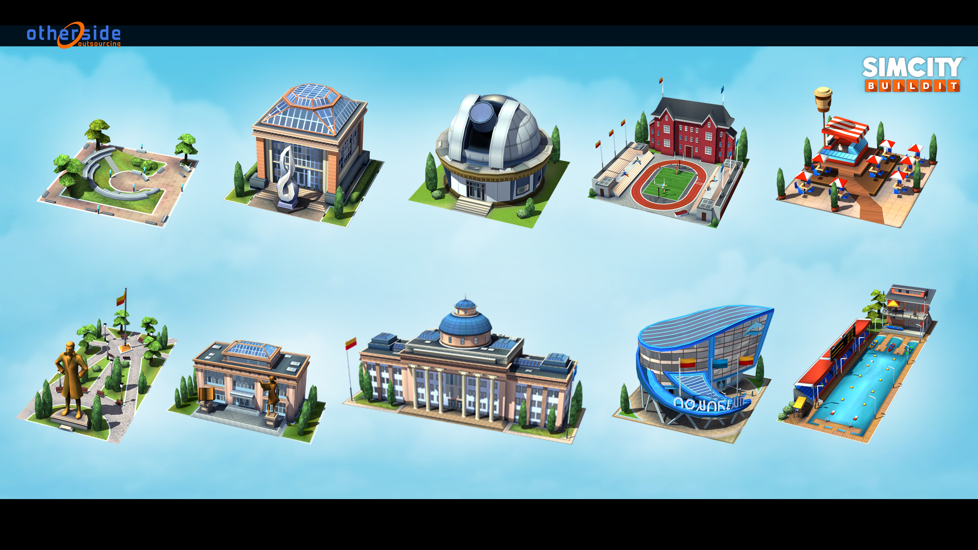Sim City: Build it!