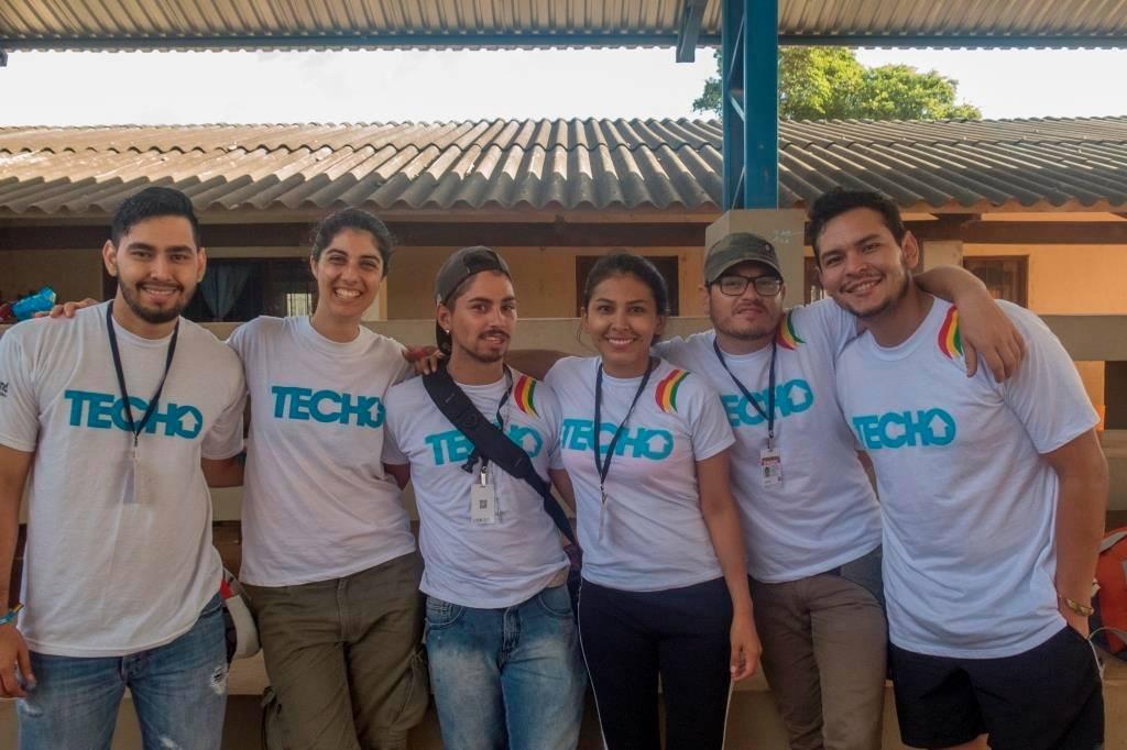 Voluntariado Techo 2015
