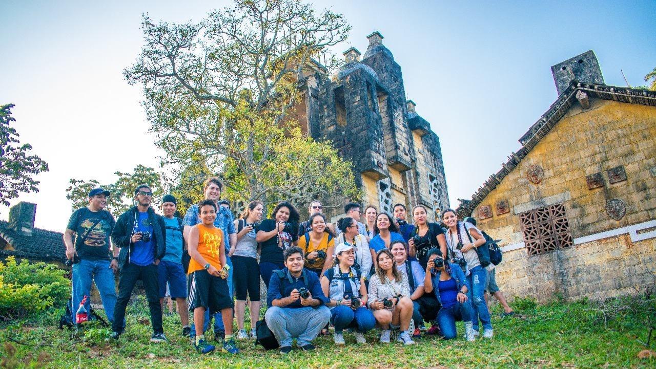 Salida fotográfica Castillo de Porongo