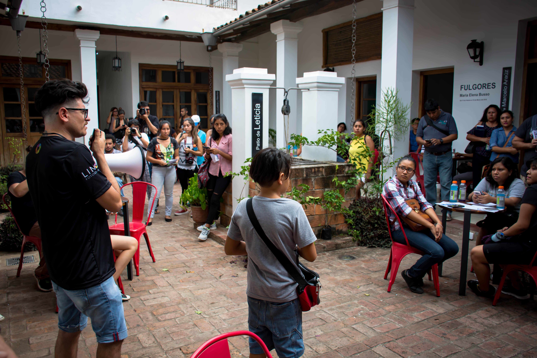 Charla fotográfica Casa Melchor Pinto