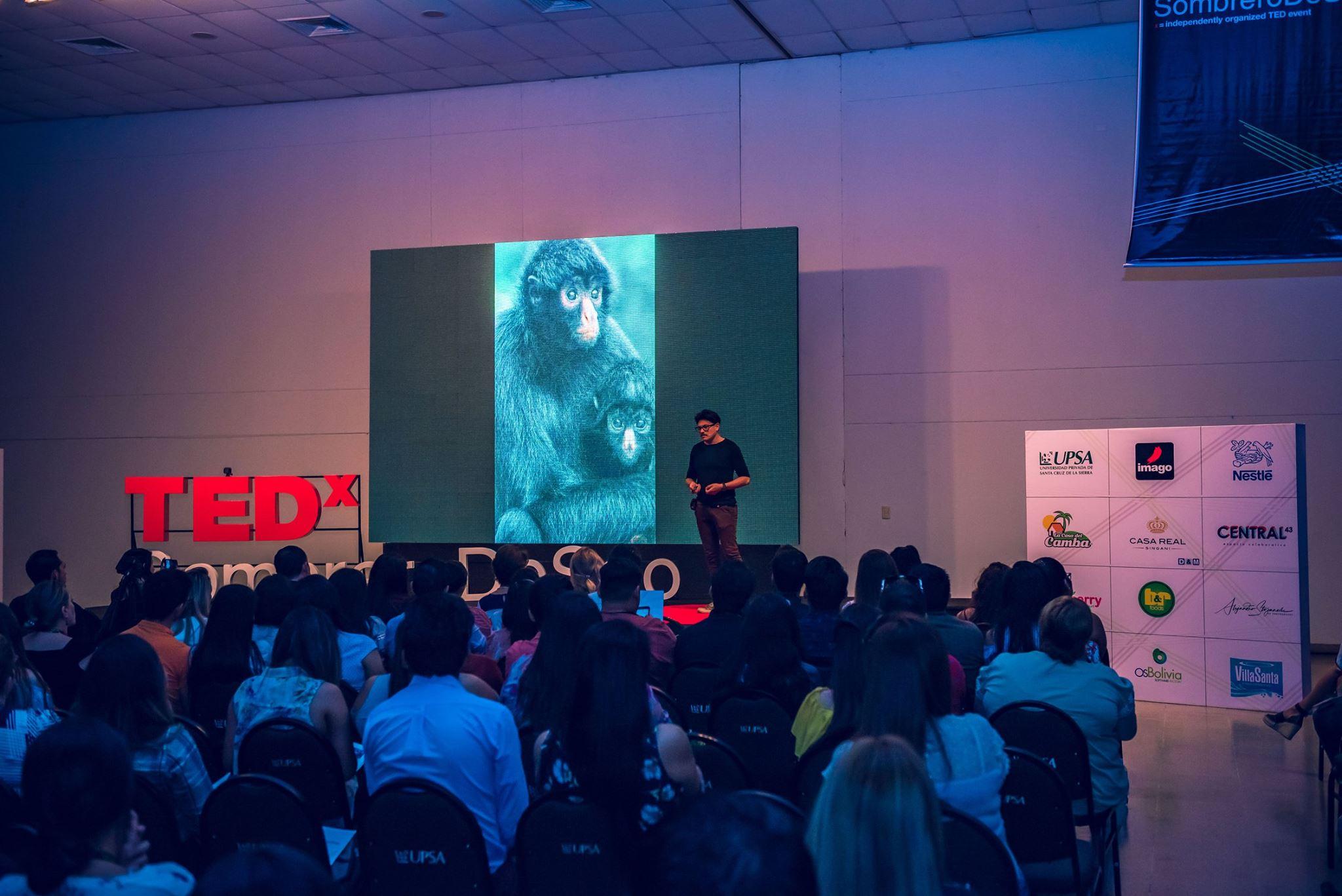 Charla Tedx de Adolfo Lino 2018