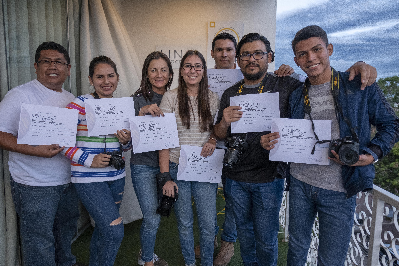 Entrega certificados grupo tardes integral
