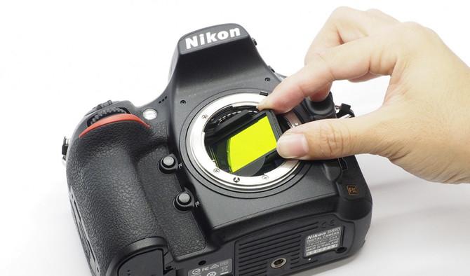 Nuevo filtro para astrofotografía