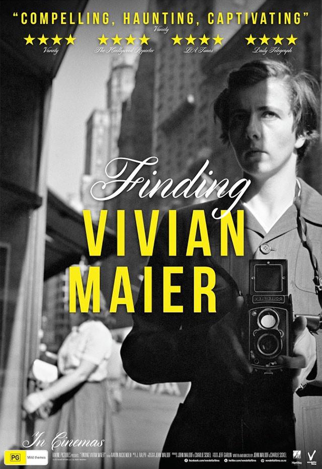 Top 10 de mis documentales favoritos sobre fotografía y fotógrafos