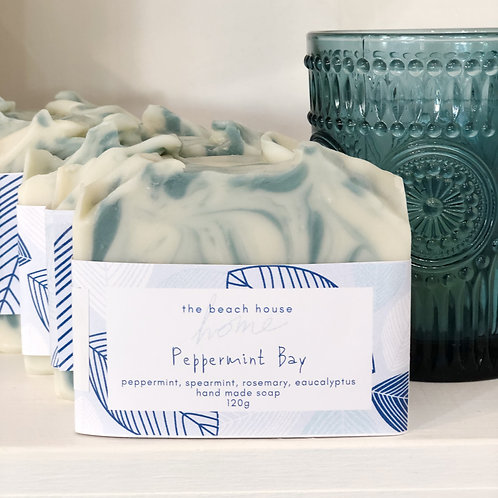 Peppermint Bay Hand Made Soap