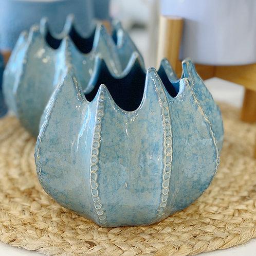 Planter Vase Pod Medium