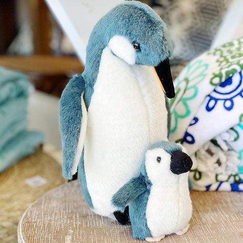 Penguin Penny & Baby