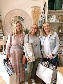 Three Happy Customers