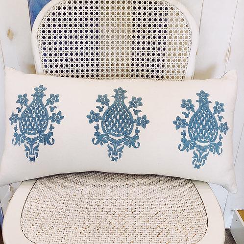 Morris Pineapple Cushion