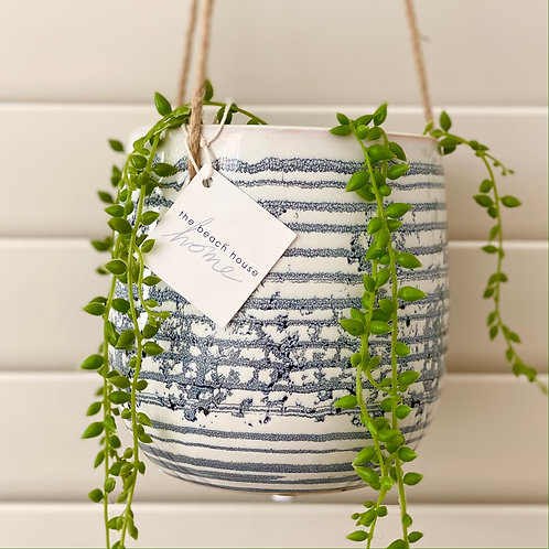 Aegean Hanging Pot Planter