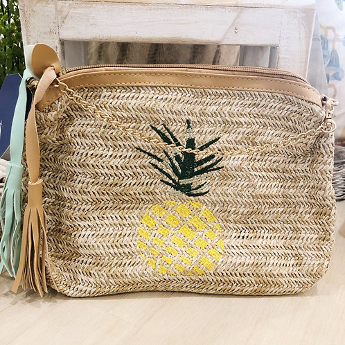 Pineapple Handbag / Clutch