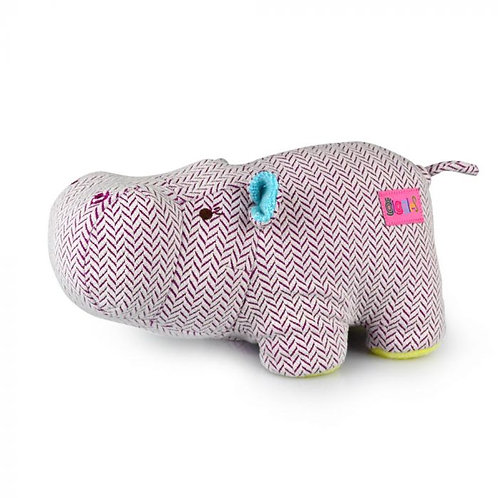 Giggles the Hippo Plush Toy
