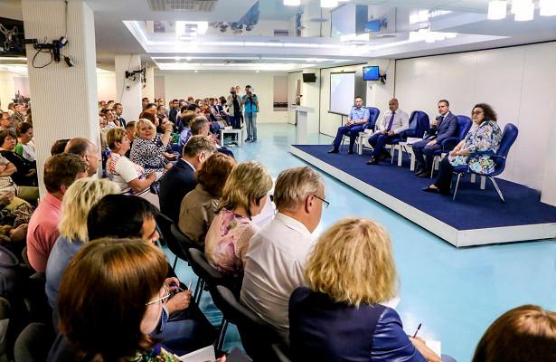 Встреча мэра Нижнего Новгорода с представителями бизнес-сообщества
