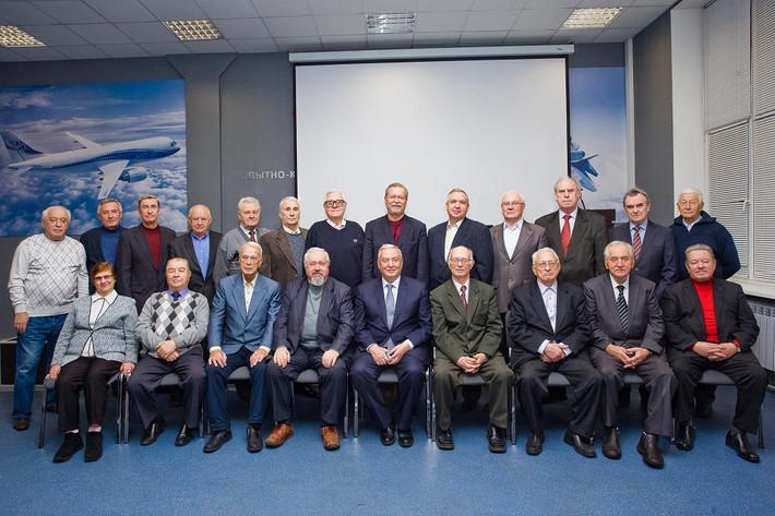 Совещание Совета ветеранов НАПП на базе АО ПКО «Теплообменник»