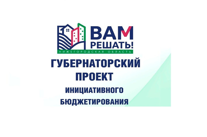 Голосование в рамках губернаторского проекта инициативного бюджетирования «Вам решать»