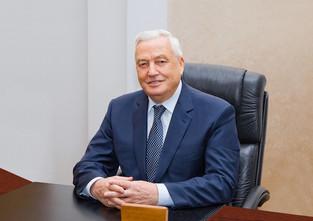 В.В. Тятинькин удостоен высокого звания