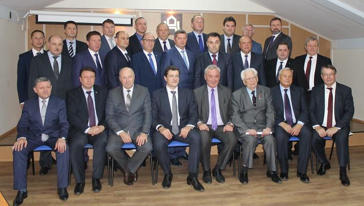 Встреча врио Губернатора Нижегородской области с представителями промышленности и науки