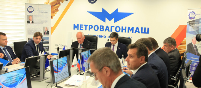 27 августа состоялось заседание Бюро Союза машиностроителей России и Лиги содействия оборонным предп