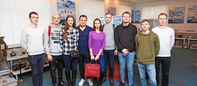 Студенты НГТУ им.Р.Е. Алексеева посетили АО ПКО «Теплообменник»