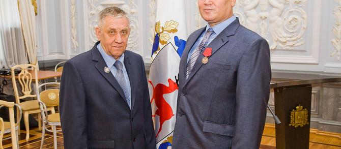 Нижегородцам вручили высокие правительственные награды