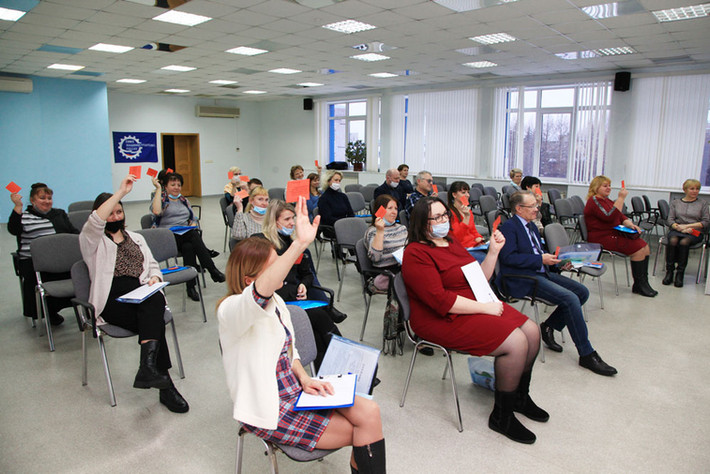 39-я конференция профсоюзной организации АО ПКО «Теплообменник»