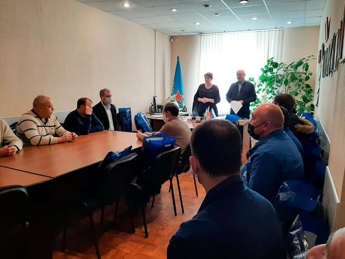 На АО ПКО «Теплообменник» отметили День памяти воина-интернационалиста