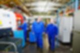 Teploobmnnik factory Russia