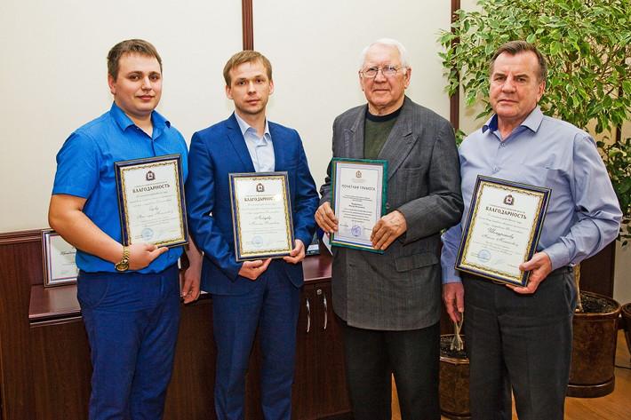 Награды в честь Дня космонавтики