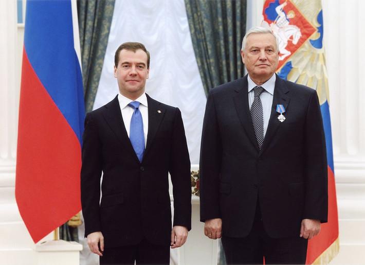 Виктор Тятинькин: 35 лет во главе предприятия