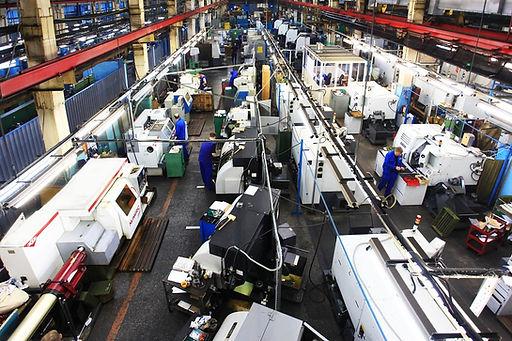 Manufacture Teploobmennik plant