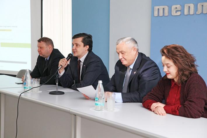 Встреча с депутатом Государственной Думы РФ Денисом Москвиным