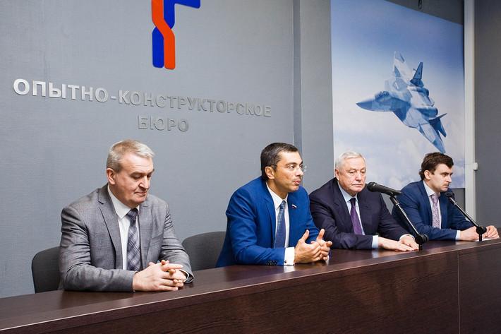 """Владимир Гутенев посетил АО ПКО """"Теплообменник"""""""