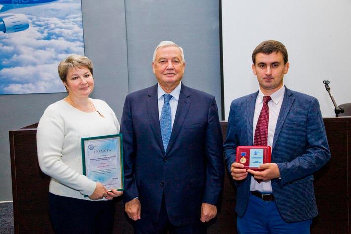 Награды Союза машиностроителей России получили лучшие работники «Теплообменника»