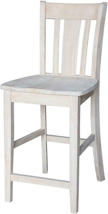 "Slat Back Chair (24"" High)"