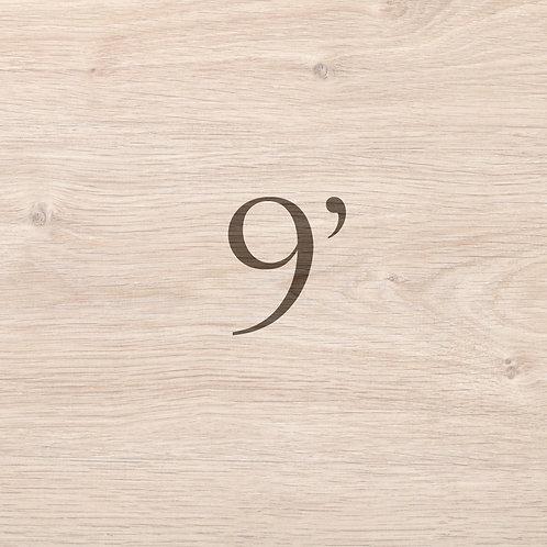 Oak Classic 9'