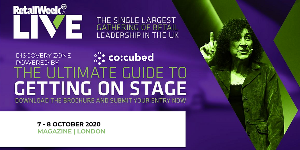 Retail Week Live powered by Co:cubed