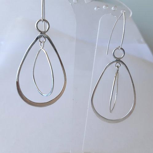 """""""In the Swing"""" earrings"""