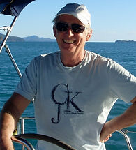Sailing, my other great passion