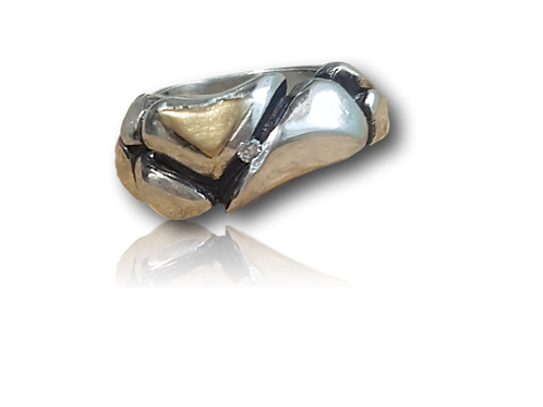 """""""Bay of Fires"""" ring"""