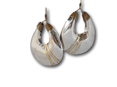 F.U. earrings