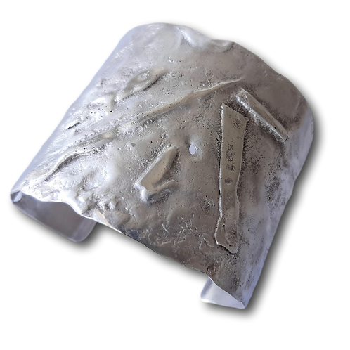 Crucible cuff ( wide)