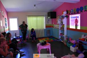 #LudotecaMunicipal Capacitación en Primeros auxilios
