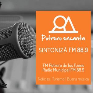 Radio Municipal Potrero de los Funes