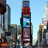 Times Square's Bush Tower Back on Market