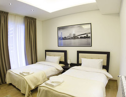 Two Bedroom Apartment Bed Room