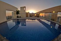 Kantari Suites Rooftop Pool
