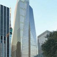 A Skinny Gothic Tower Is to Get a Modern Partner - New York Times - Christopher Gray