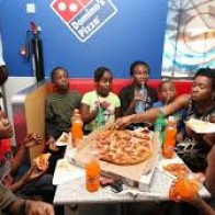 Citizens of Nigeria can now Enjoy a hot Domino's Pizza delivered to their door