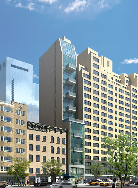 Dalfa Group - 325 West 57th Street Project